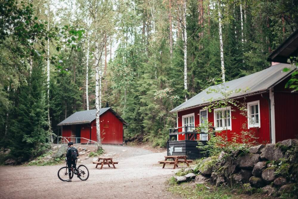 Is a cabin considered an investment property