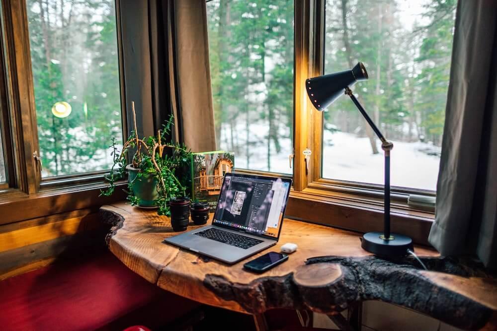 Cabin rental income