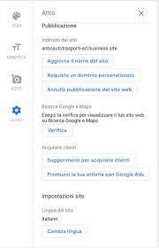 Google My Business iscrizione case vacanze