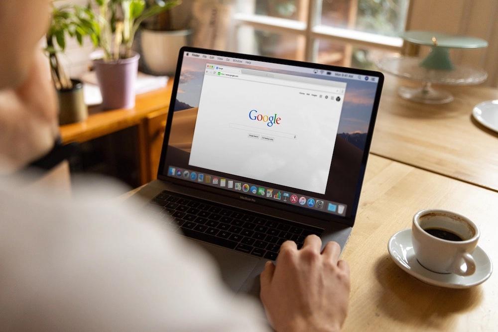 Suche in Google mein Geschäft nach Ferienwohnungen
