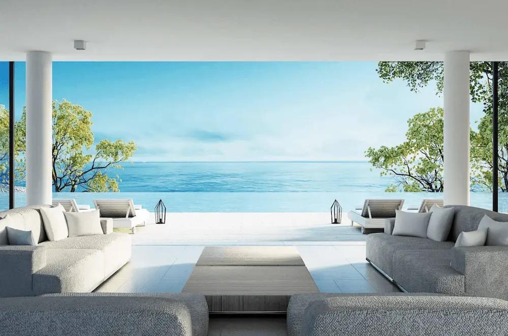 Vermarktung einer Ferienwohnung an Luxusreisende