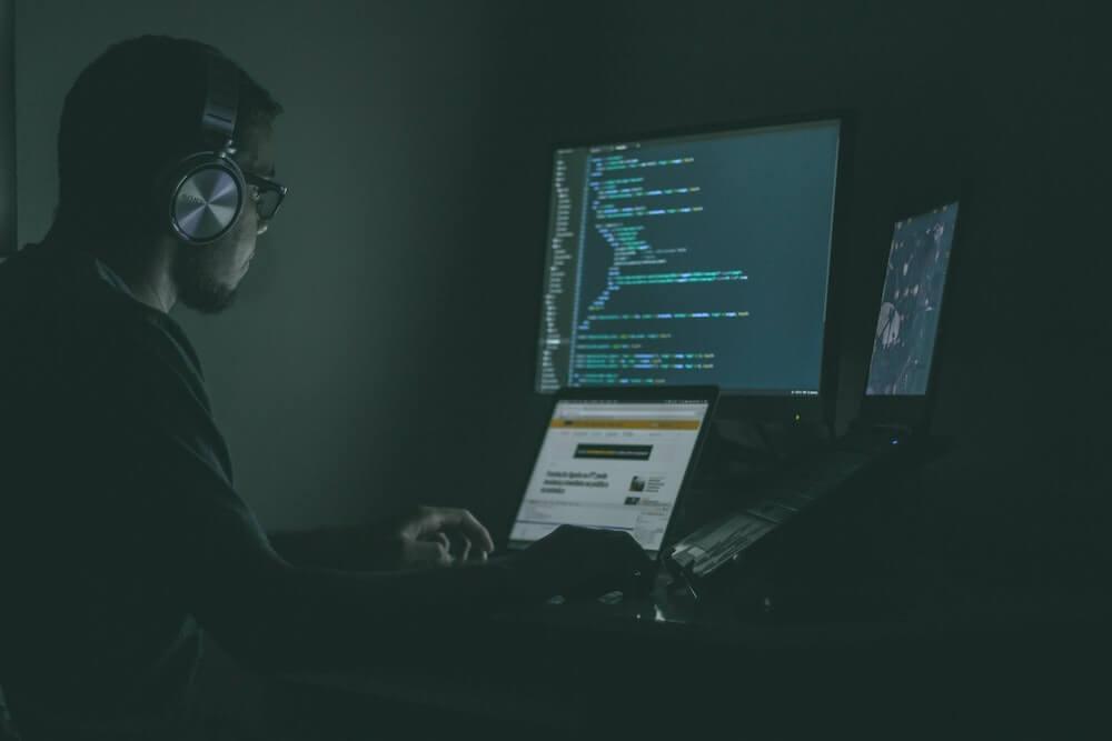 hackers on vacation rental website