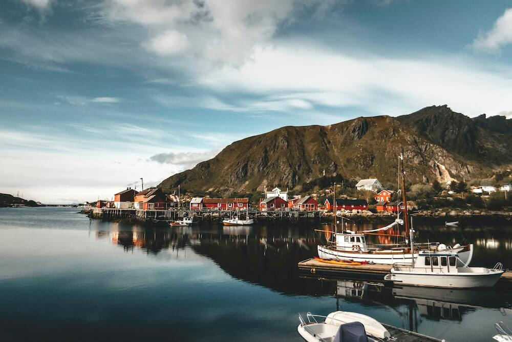 buying a vacation rental property in Ballstad