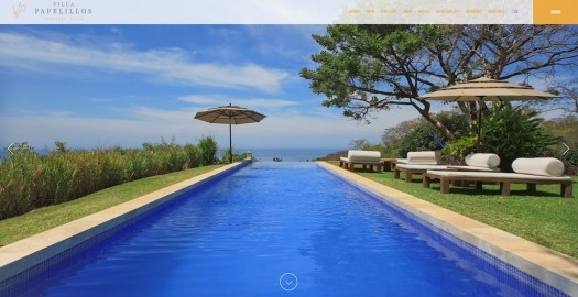 Lodgify Website Example Villa Papelillos