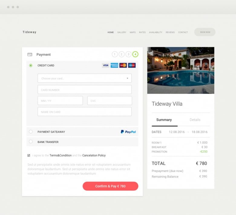 Rent Websites: Vacation Rental Software & Website Templates