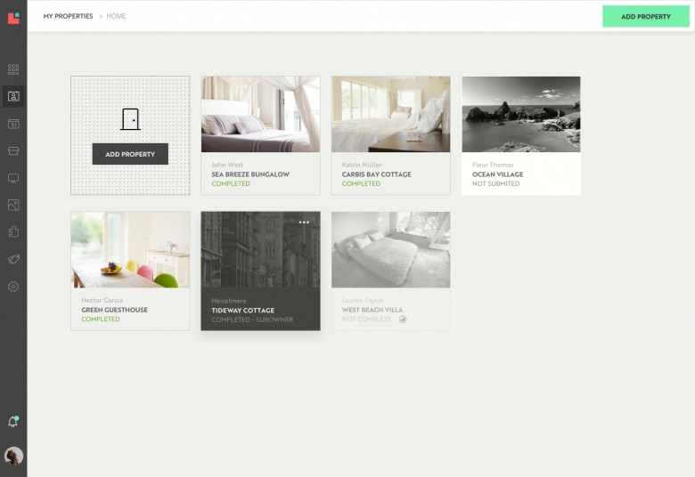 upload your property details our vacation rental