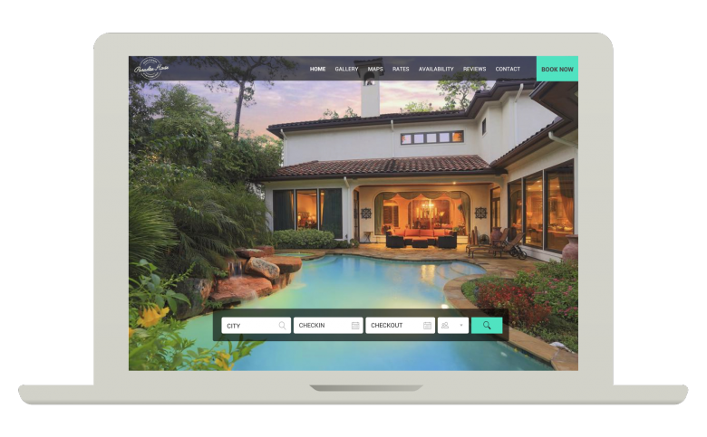 Vacation Rental Software & Website Templates - Lodgify