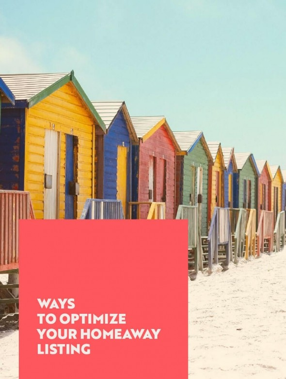 optimize homeaway listing - increase bookings