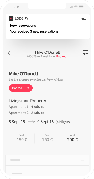 Vacation Rental Software App For Mobile