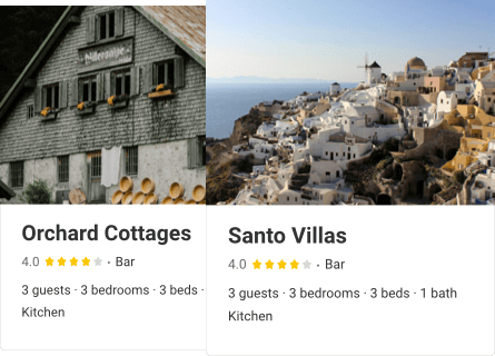 Create Your Vacation Rental Website